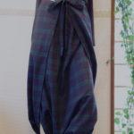 【タータンチェック】一枚袴™ 別名「巨大ふんどし」
