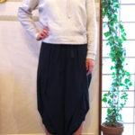 11色展開!【パンツのようなスカートのような巨大ふんどし?】一枚袴™ コットンリネン