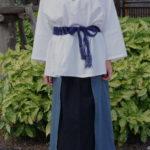 【NEWS】個性派ボトムス一枚袴™綿麻素材新発売