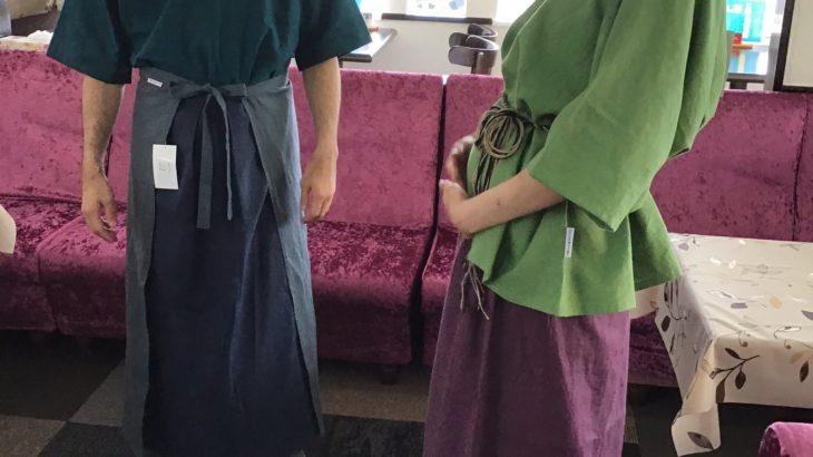 【試着会レポ】トキハナツ朝活および昼活in一宮「クエッション」