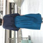 【綿麻素材】貫頭衣ショート丈 長袖 〜カラバリあり!11色展開〜
